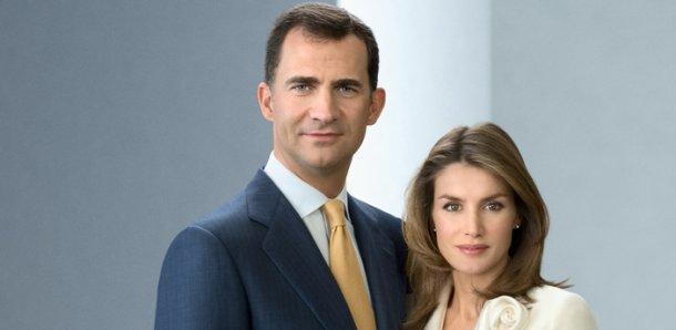 imagen de los príncipes de asturias