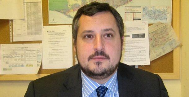 antonio lópez, director del área de inversión y agencia del grupo forcadell