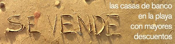 Las 45 viviviendas de bancos en la playa con mayores for Pisos de bancos en la playa
