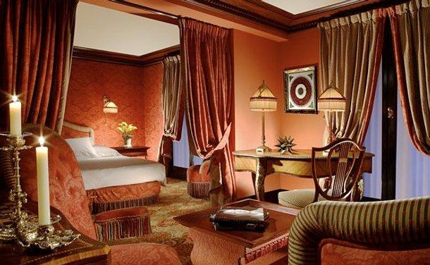 imagen de una de los dormitorios