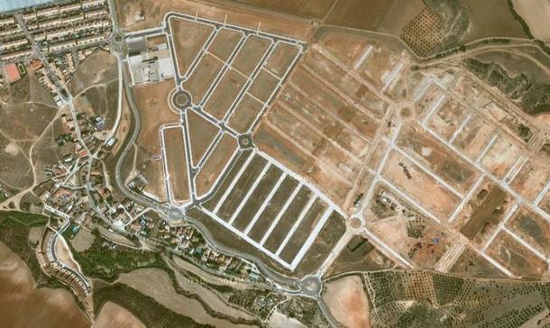 quer, en la provincia de guadalajara: 449 vecinos viven en un área proyectada para miles
