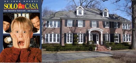 En venta 6 casas donde se han rodado escenas de películas famosas (fotos)