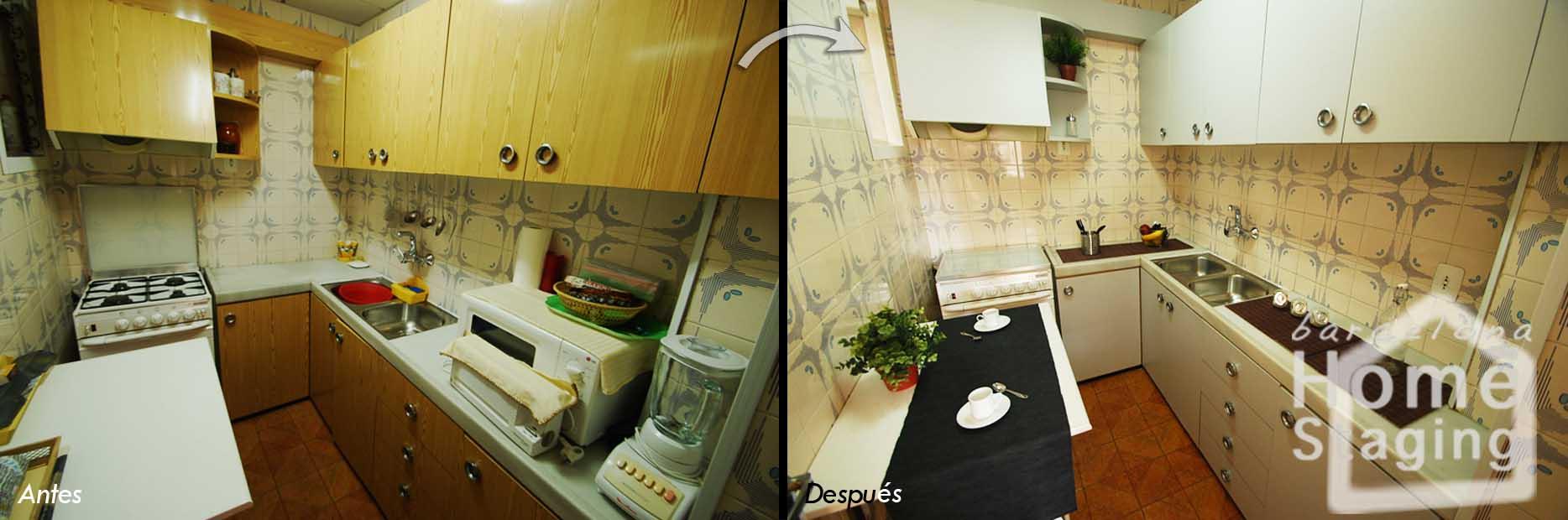 12 1 ejemplos de c mo mejorar la decoraci n de una casa - Barcelona home staging ...