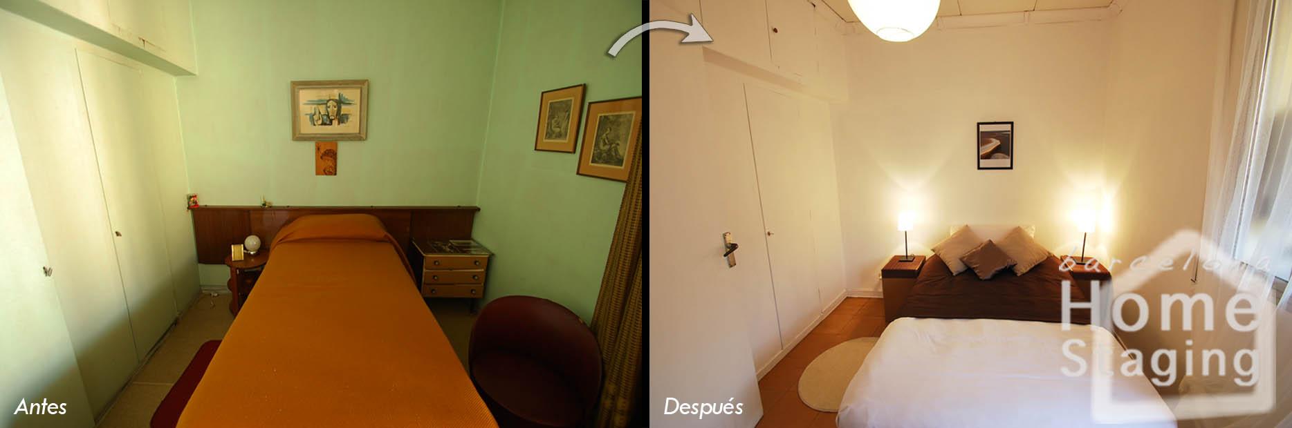 12 1 ejemplos de c mo mejorar la decoraci n de una casa - Home staging barcelona ...