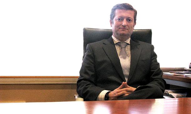 Rafael bueno, socio delegado de la zona centro de proinlasa
