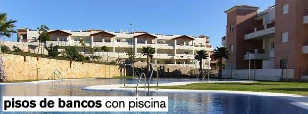 51 pisos nuevos de bancos con piscina tabla idealista news - Pisos procedentes de bancos ...