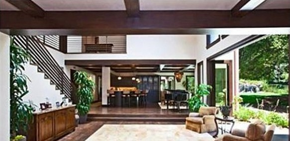Se anuncia un 60% más cara la casa que britney spears vendió en 2007 (fotos)