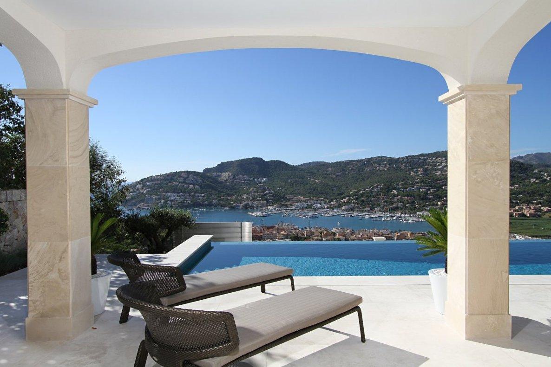 Villa mallorquina con vistas al mar abierto idealista news - Casas de mallorca ...