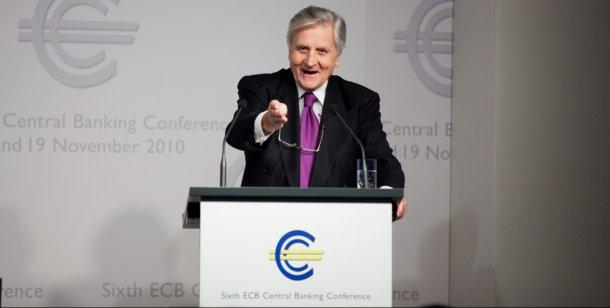 jean claude trichet, presidente del bce
