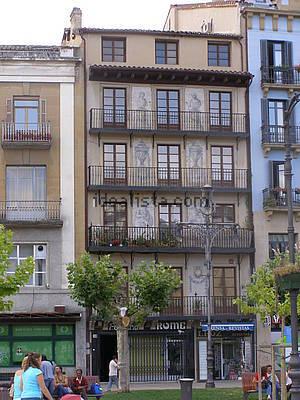 15 pisos en pamplona para vivir san ferm n intensamente for Idealista pisos pamplona