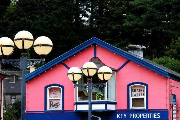 tienda de mobiliario en irlanda