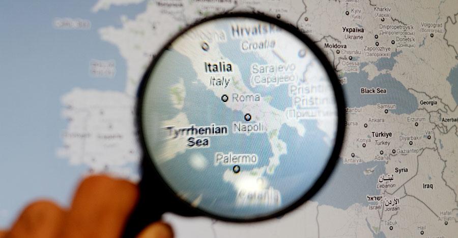 italia, observada al detalle por los mercados