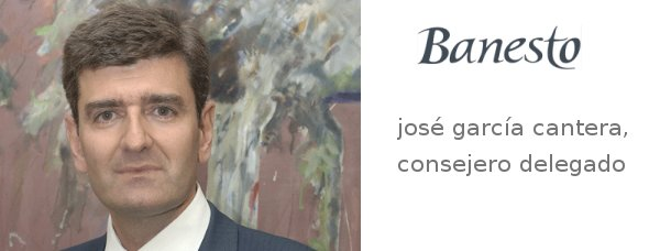 jose garcía cantera, consejero delegado de banesto