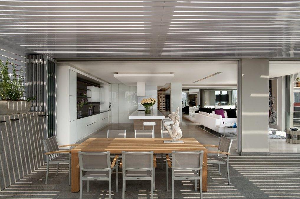 Tr plex con jard n y piscina propia en la terraza - Ver casas de lujo ...