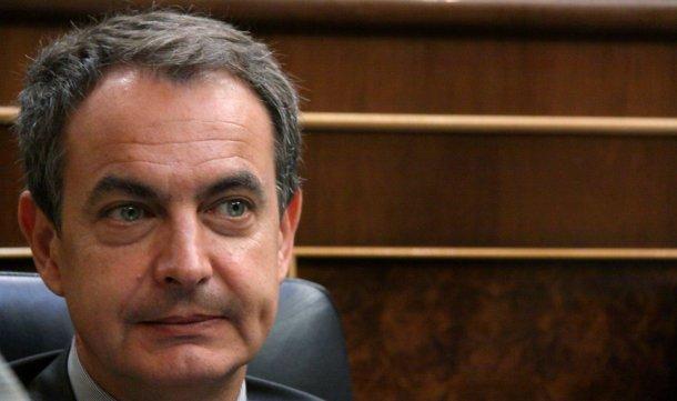 josé luis rodríguez zapatero, presidente de gobierno