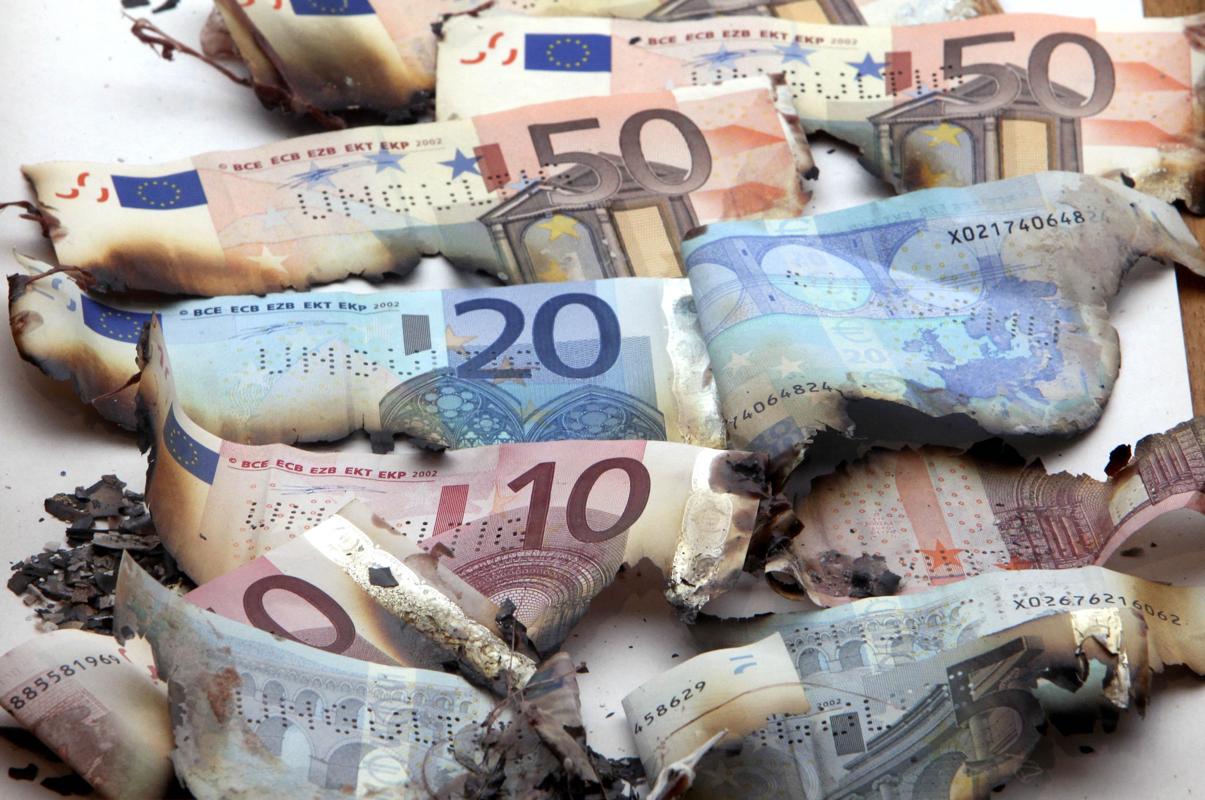 el euro está que arde...