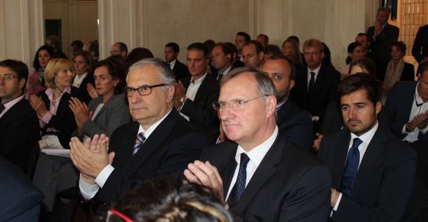 presentación del ministerio de fomento en hamburgo