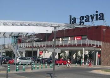 centro comercial la gavia, uno de los más modernos de madrid
