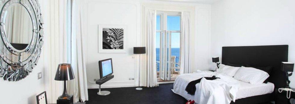 Hoteles con encanto farol design hotel sobre las rocas for Designhotel 21