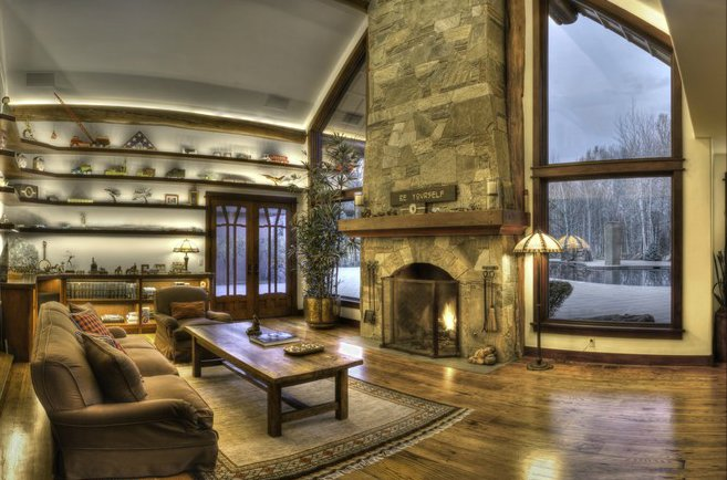 Casas de famosos: bruce willis pone a la venta su rancho en idaho por 15 millones