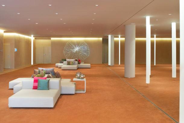 Hoteles con encanto hotel w barcelona dise o al borde for Hotel barcelona diseno