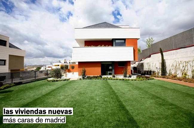 listado de las viviendas más exclusivas de madrid