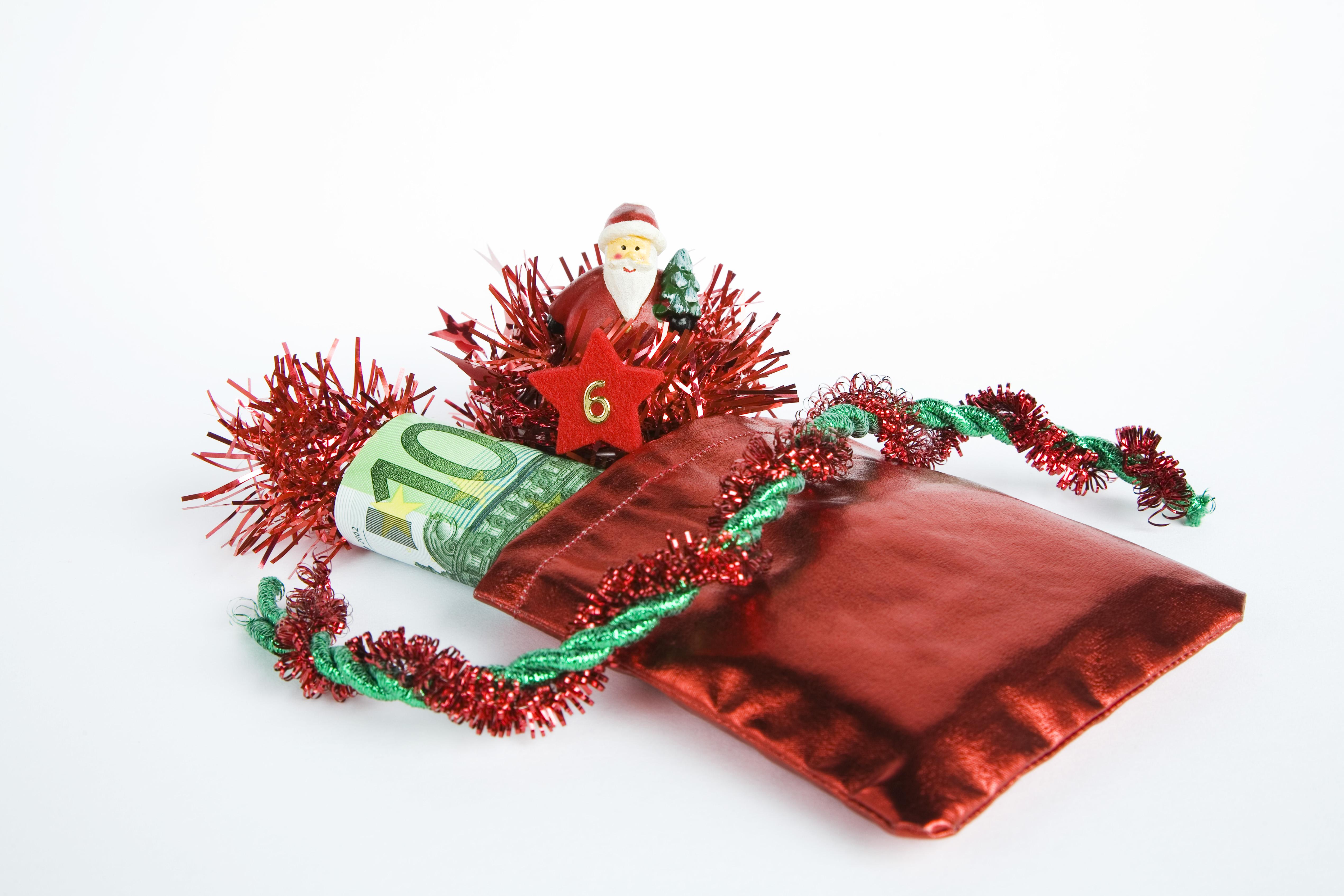 la navidad es un momento de cuidar el bolsillo para no lamentarlo en enero