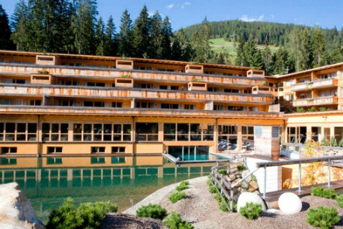 Hoteles con encanto: hotel arosea, diseño ecológico para encontrar los ritmos naturales (tirol del Sur)