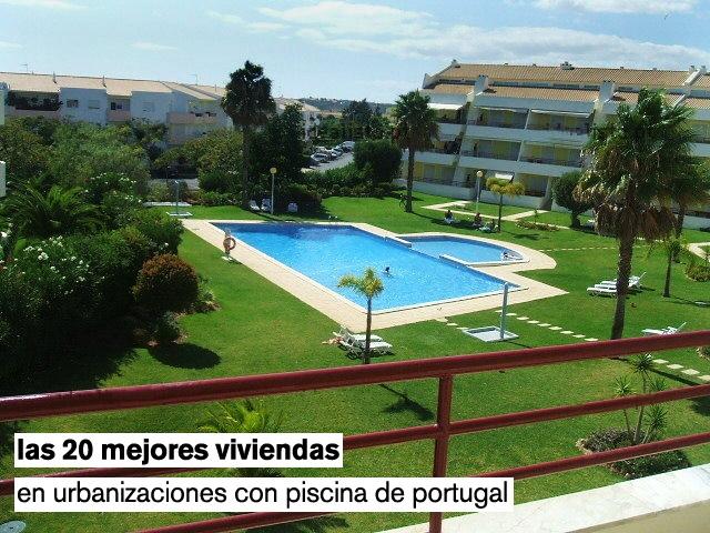 descubre las 20 mejores viviendas en urbanizaciones con piscina en venta en portugal