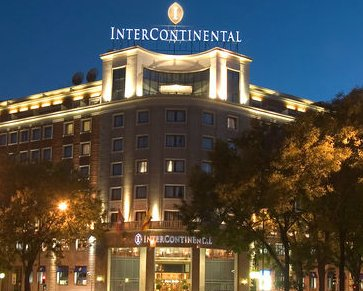 El hotel intercontinental de Madrid vuelve a estar en venta