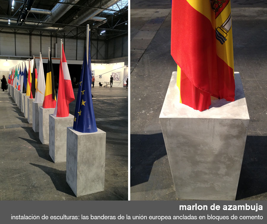 La crisis se hace arte en arco 2012