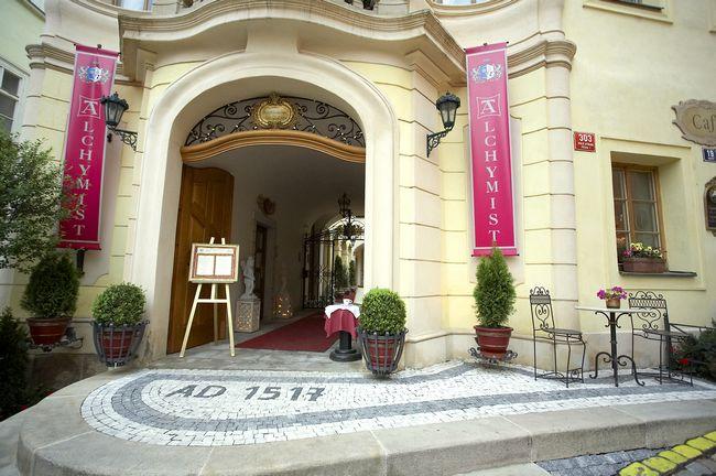 Hoteles con encanto: en el corazón de praga para descubrir los secretos de 'the alchymist'