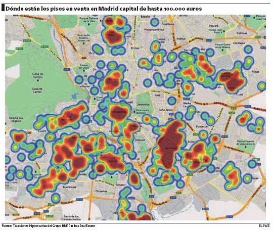 Pisos por menos de 100.000 euros en Madrid: haberlos haylos pero…