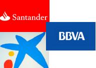 Las nuevas exigencias a la banca: santander necesita 2.300 millones, caixabank 1.835 y bbva 1.360 millones más