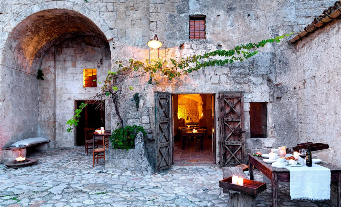 Hoteles con encanto: habitaciones de lujo en cuevas prehistóricas