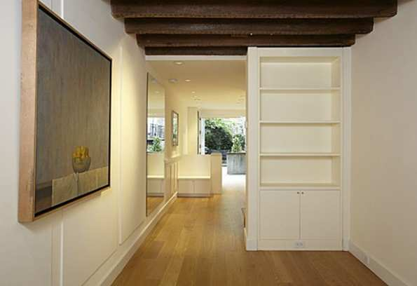 Sale a la venta la casa más estrecha de nueva york (fotos)