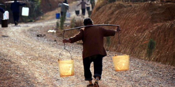 en 2008 bajó el número de pobres en el mundo