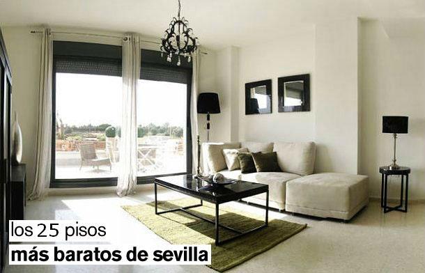 Los 25 pisos nuevos m s baratos de sevilla idealista news - Pisos nuevos en sevilla este ...