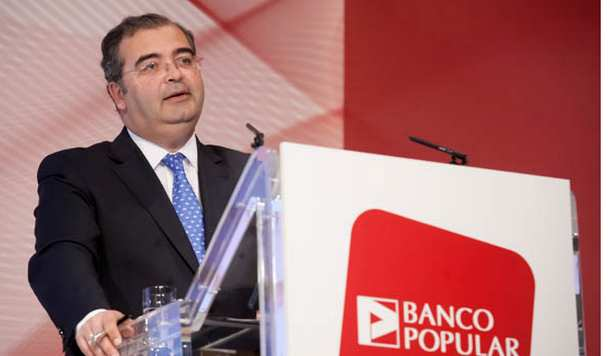 ángel ron, presidente de banco popular