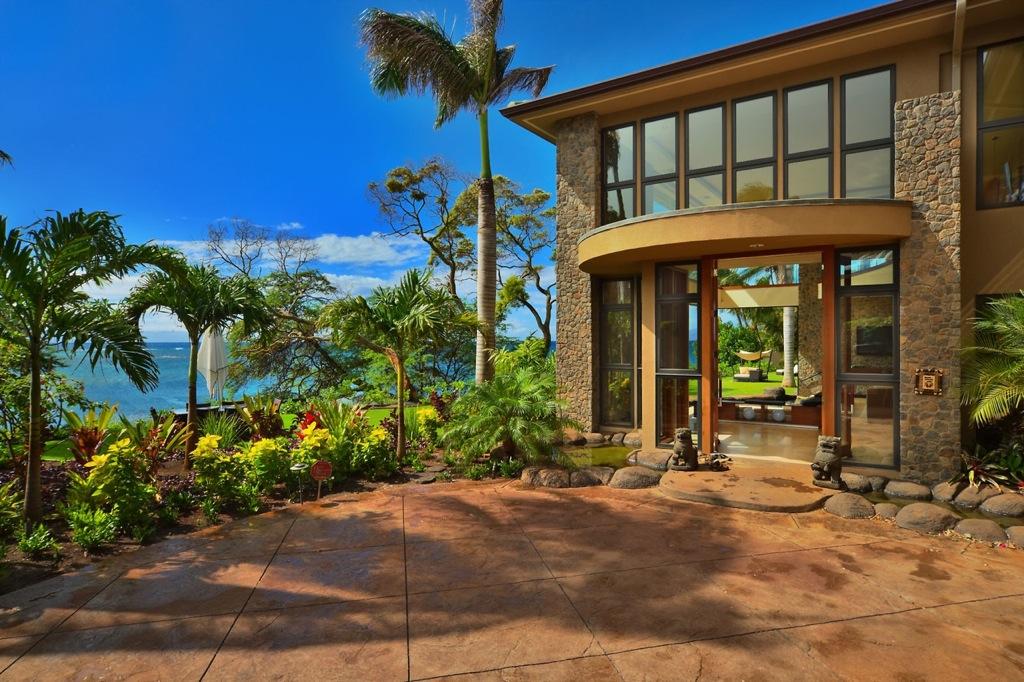 joya con cascadas y spa - hawái