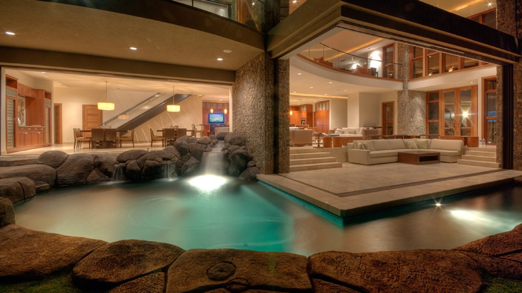 Una joya en hawái con cascadas y spa