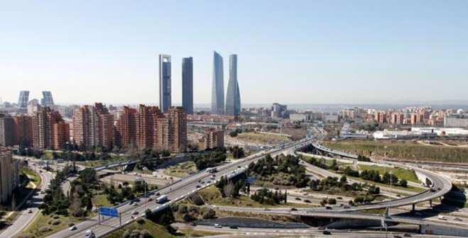 complejo cuatro torres de madrid