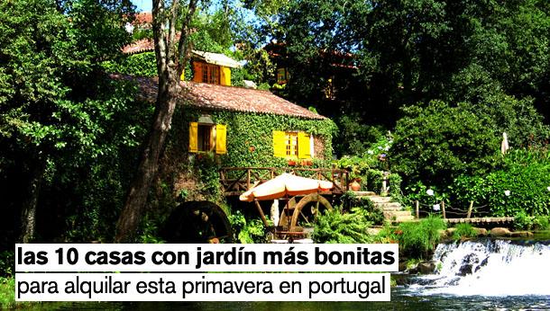 Las 10 casas con jard n m s bonitas para alquilar esta for Casas de almacenamiento para jardin