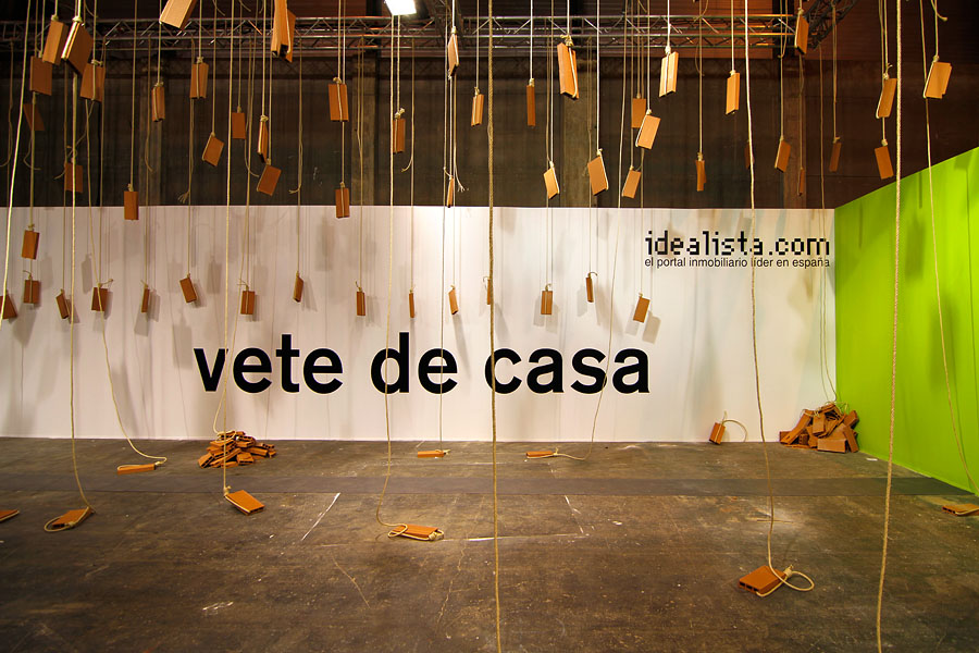 Stand de idealista.com en sima 2012 (fotos y vídeo)