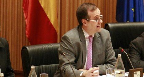 alejandro inurrieta, delegado federal secretaría economía y empleo cef-psoe