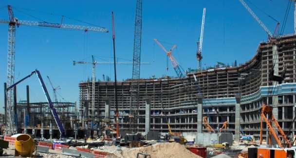 la paralización de la construcción desploma el consumo de cemento