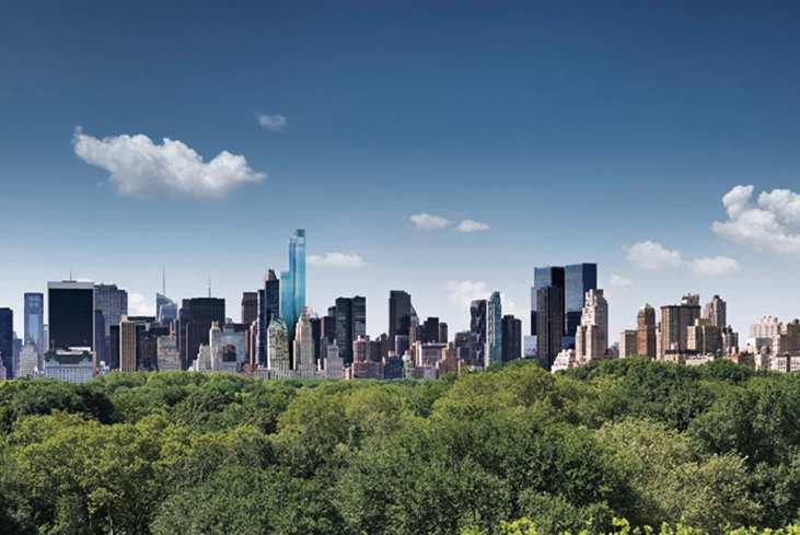Nuevo récord inmobiliario en nueva york: vendido un ático por 90 millones de dólares