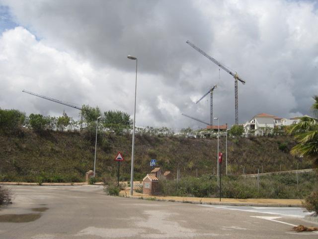 """Errores/horrores urbanos: casares costa o el llamado """"chernóbil de Málaga"""""""