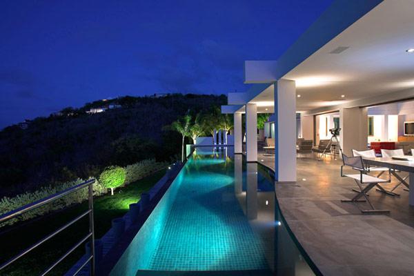 vila zen nirvana en el caribe