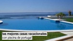 Las mejores casas con piscina para alquilar este verano en for Casas para alquilar en verano con piscina privada